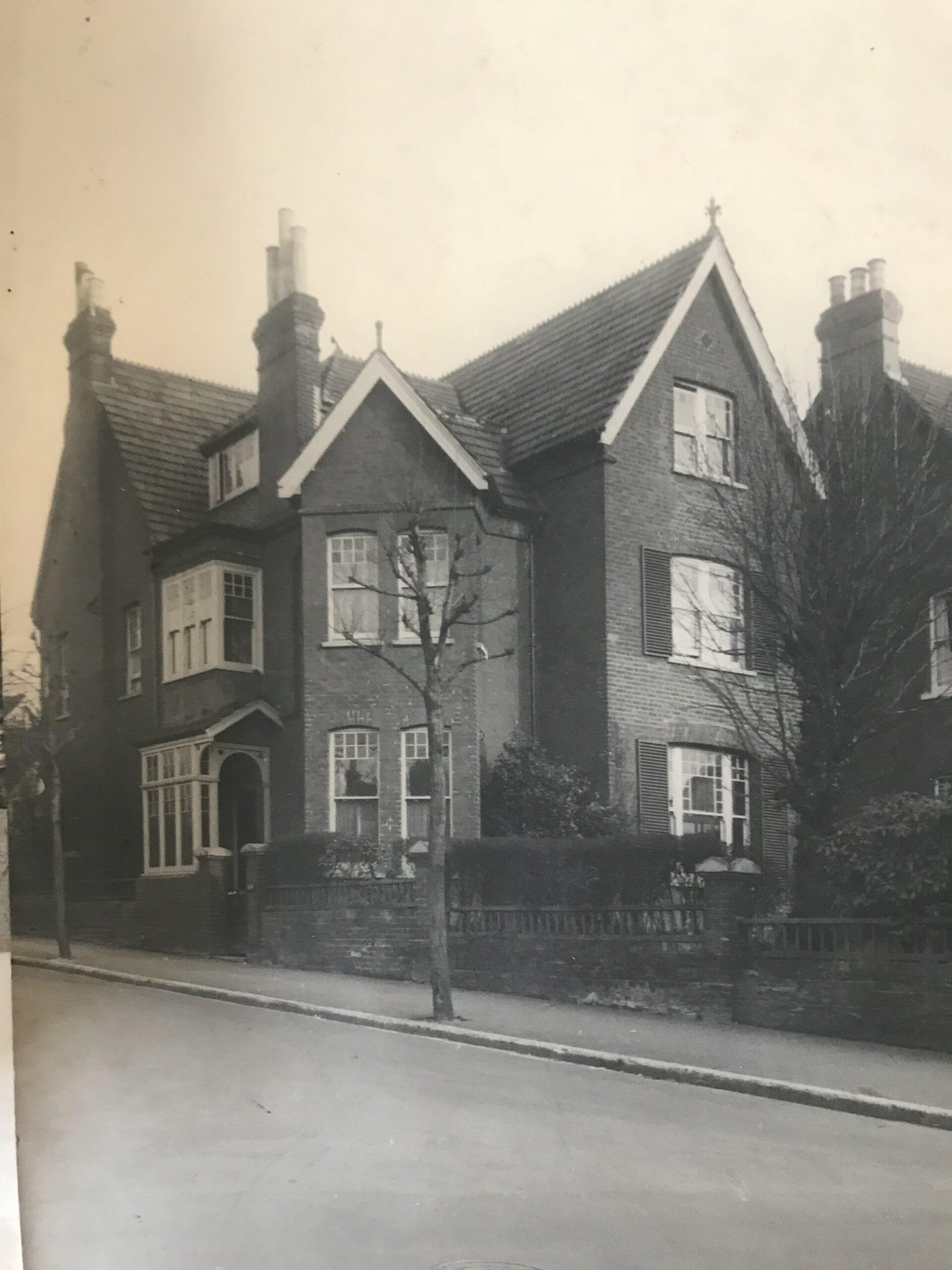 It all began at 107 Brighton Road